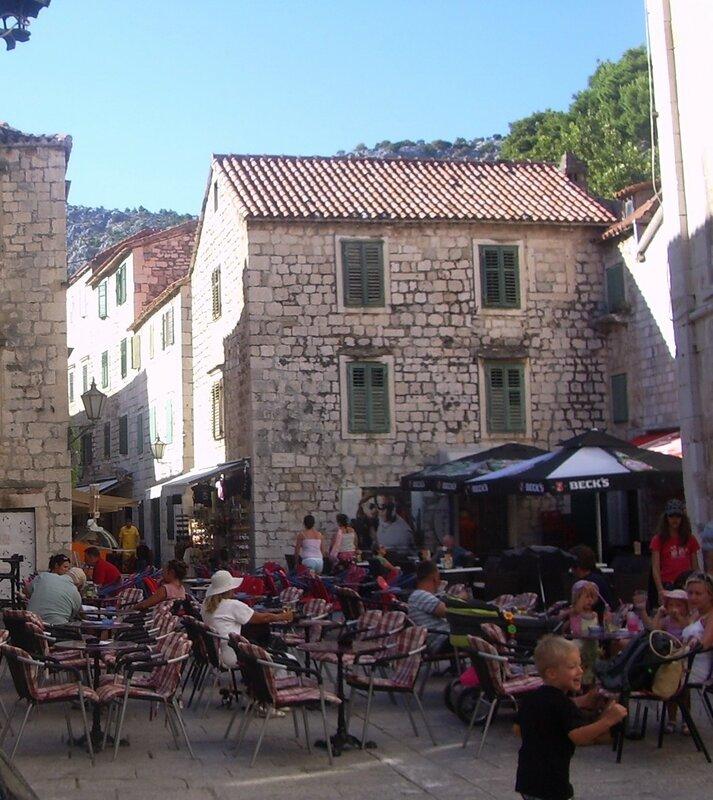 Хорватия, Омиш (Croatia, Omis)