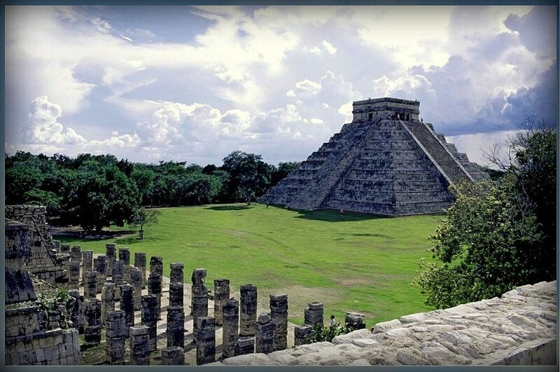 22. Чичен - Ица(Мексика).JPG