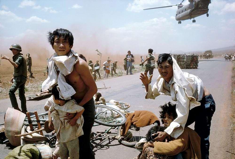 Освобождение Сайгона: как это было! К 40-летию со Дня Победы Вьетнама (США) (18)