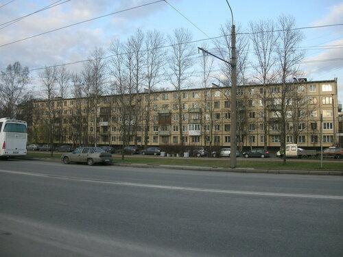 Новоизмайловский пр. 32к1