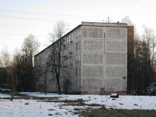 ул. Шелгунова 33