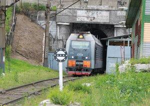 Тоннель имени Сталина во Владивостоке