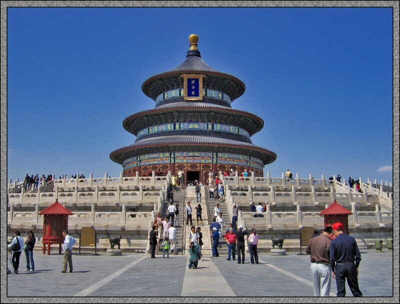 Храм Урожая, храм Неба, Пекин