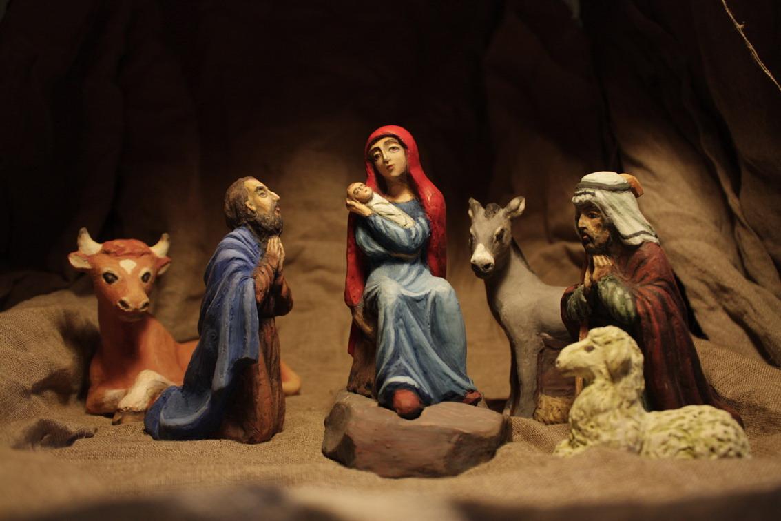 Днем, картинка с армянским рождеством