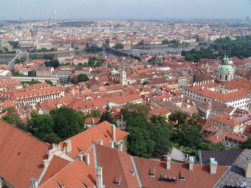 Вся Прага на ладони