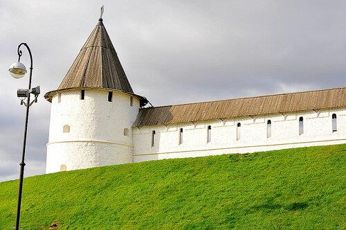 Башня и стенка