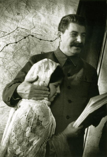 Сталин и Мамлакат