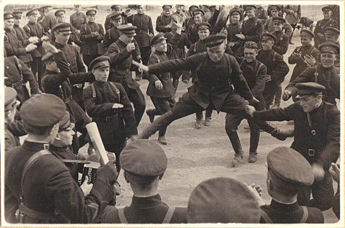 Донские казаки.  Фотографии Б.Вдовенко. 1936 г.