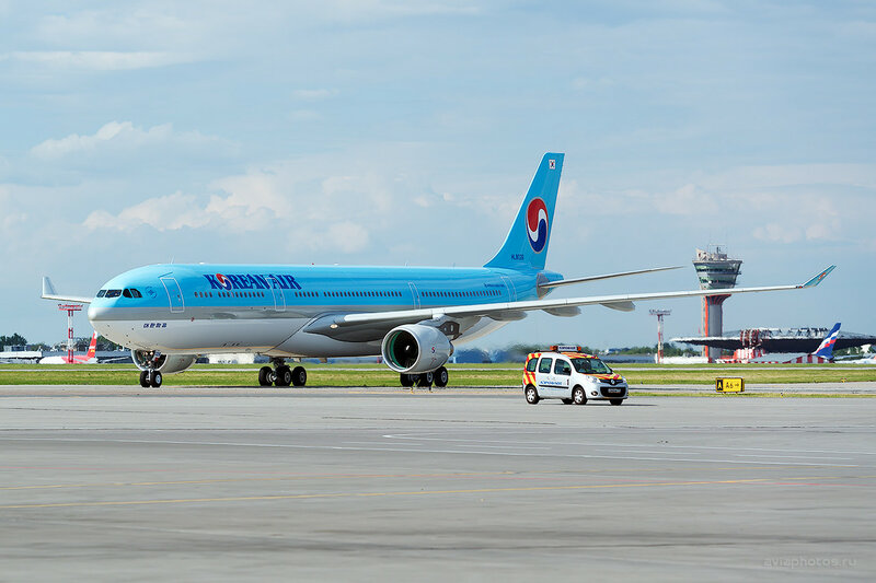 Airbus A330-323 (HL8026) Korean Air D809204a