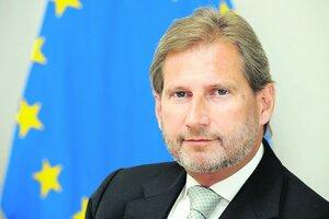 В Молдову едет новый еврокомиссар по вопросам расширения