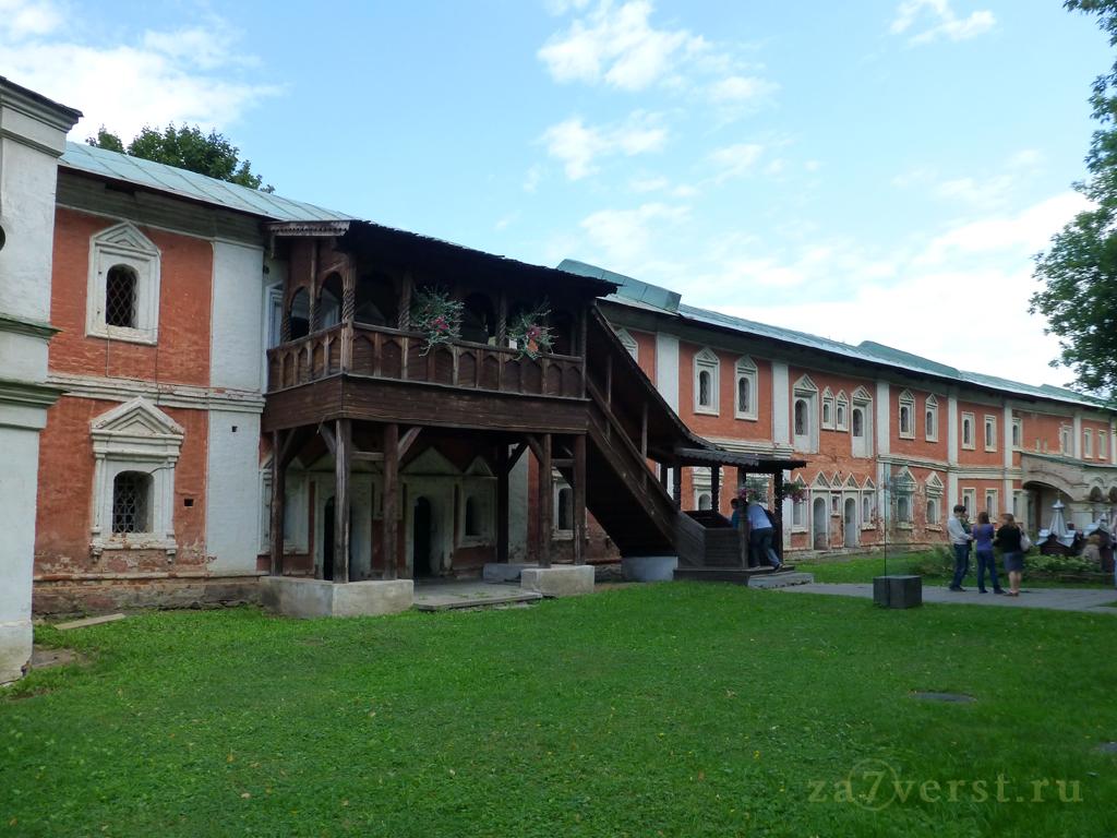 Келейный корпус, Ярославский музей-заповедник