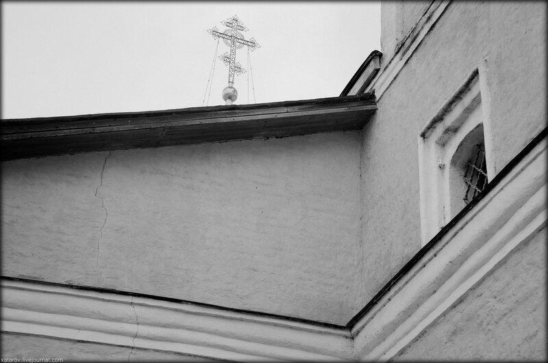 Церковь Рождества Пресвятой Богородицы в селе Городня Тверской области