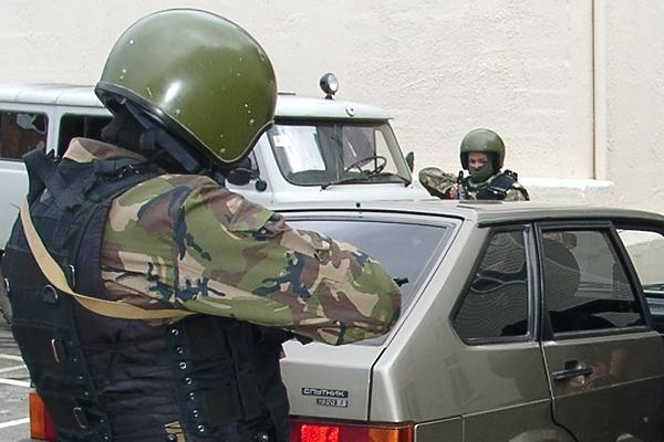 ВКрыму задержали уголовного авторитета, находящегося вмеждународном розыске