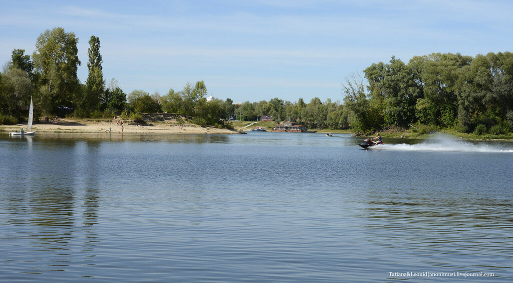 Володькино озеро. Гомель