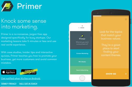 Google запускает уроки маркетинга для стартапов