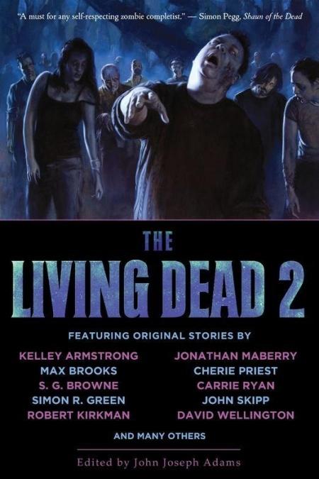 Книга The Living Dead 2