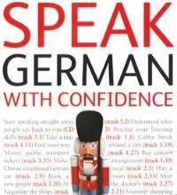 Книга Speak German with Confidence