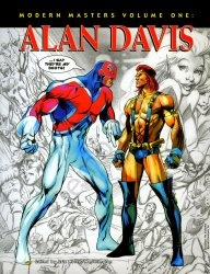 Книга Modern Masters Volume 1: Alan Davis