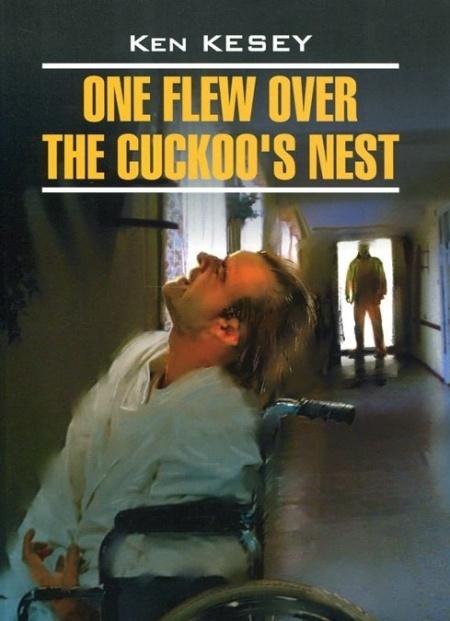 Книга One Flew Over the Cuckoo's Nest