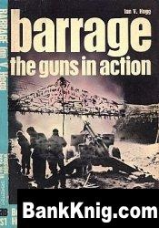 Книга Barrage: The Guns in Actions