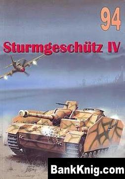 Книга Wydawnictwo Militaria 094 - Sturmgeschutz IV