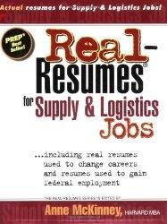 Книга Real-Resumes for Supply & Logistics Jobs