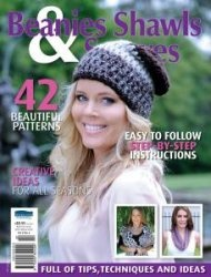 Beanies, Shawls & Scarves - Volume2 No 4