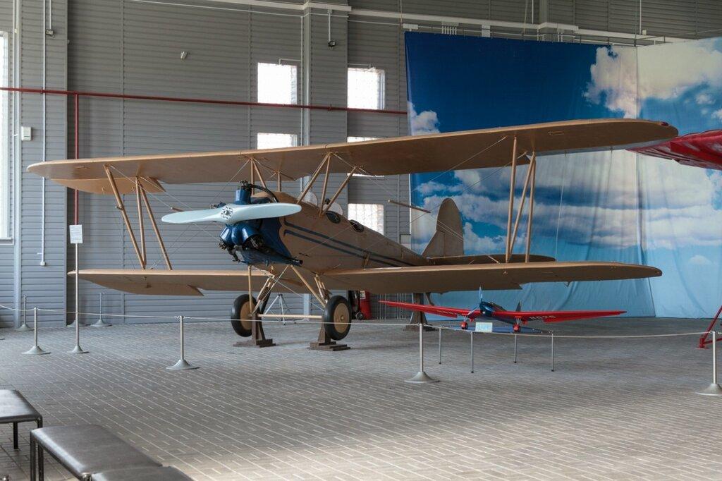 Самолет У-2 (личный)