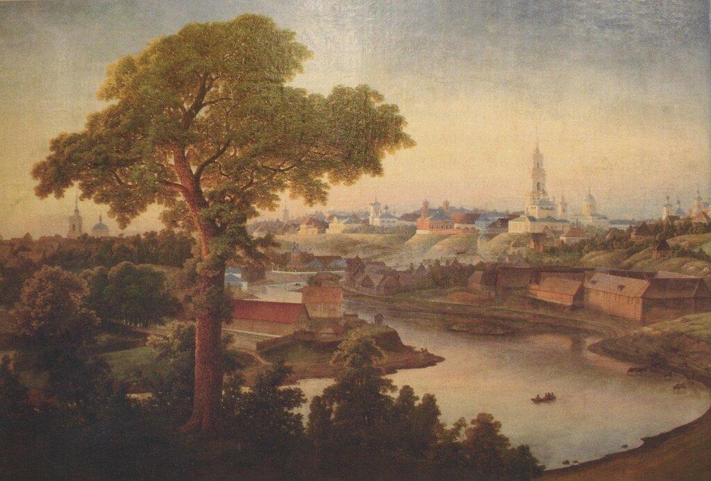 1856 Волосков А. Вид на Ржев.jpg