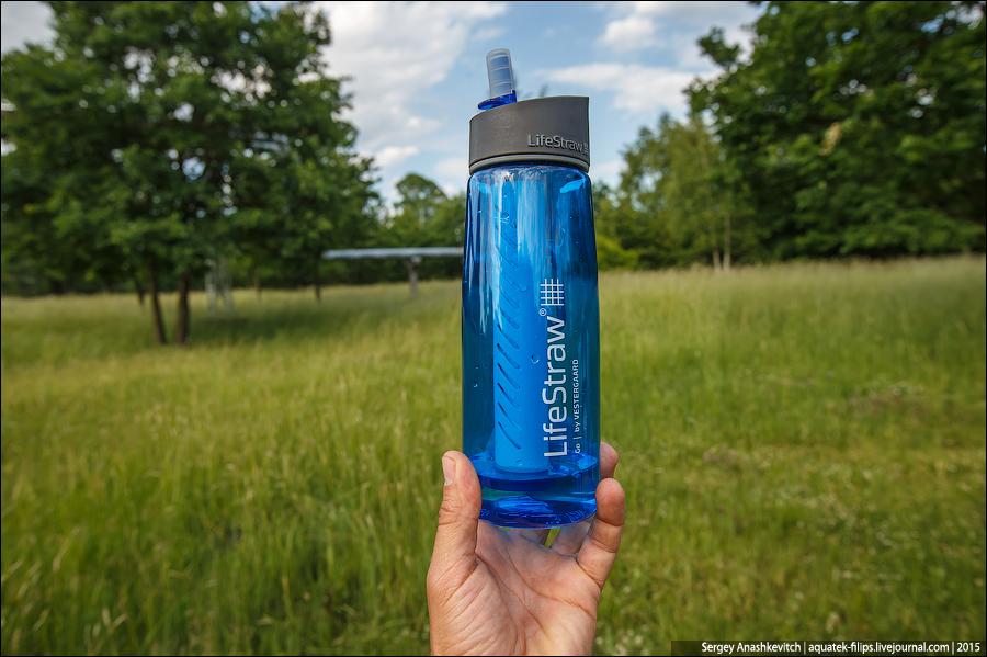 Как пить воду из лужи