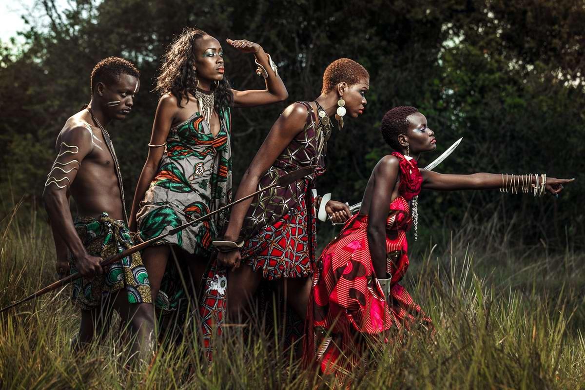 Между прошлым и будущим: Романтический взгляд на жизнь современной Африки (1)