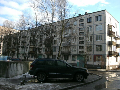 ул. Веры Слуцкой 89к3