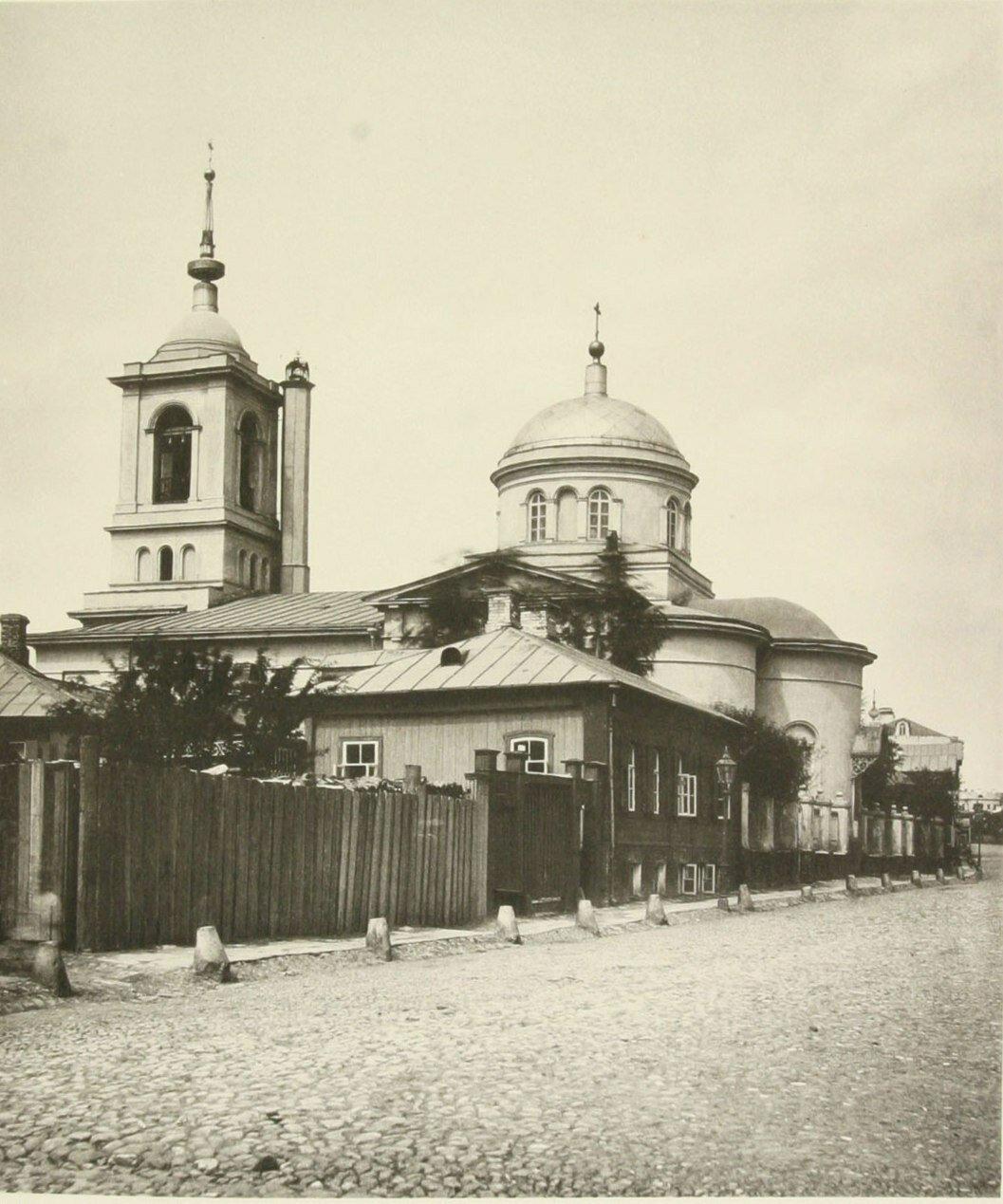 411. Церковь св. Афанасия и Кирилла