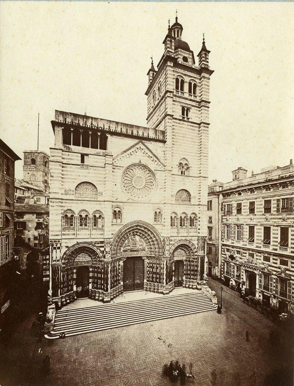 Кафедральный собор Сан-Лоренцо