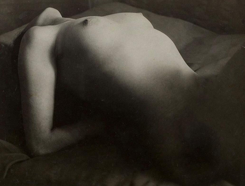 1932. Ню. Грудь