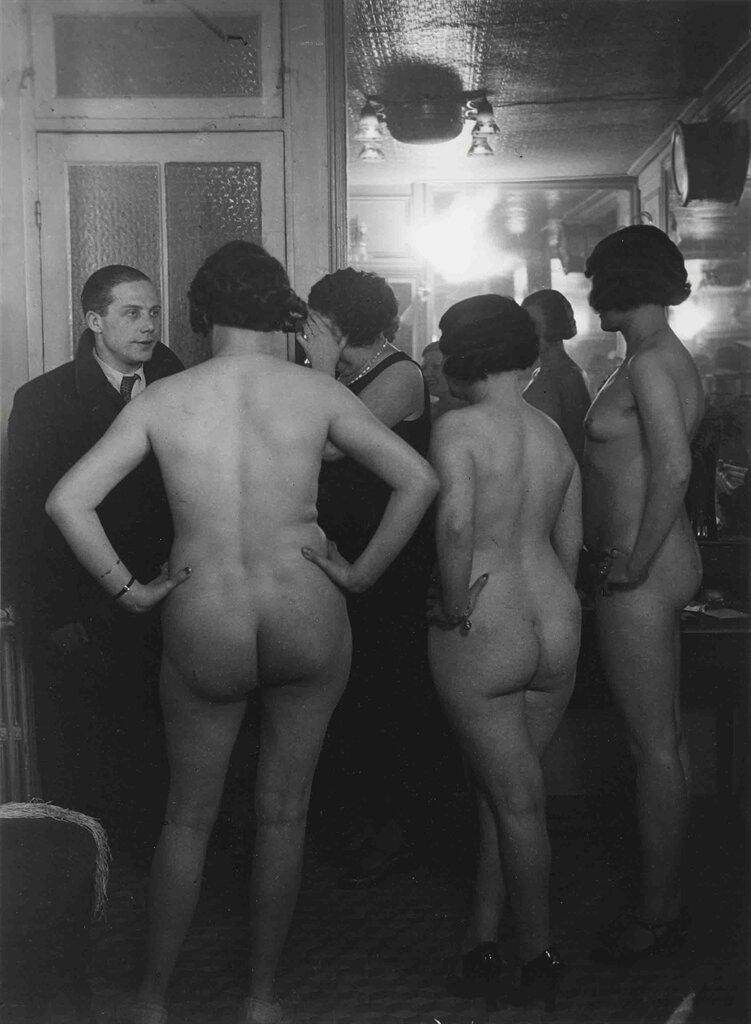 1932. Бордель «Сюзи». Знакомство у Сюзи