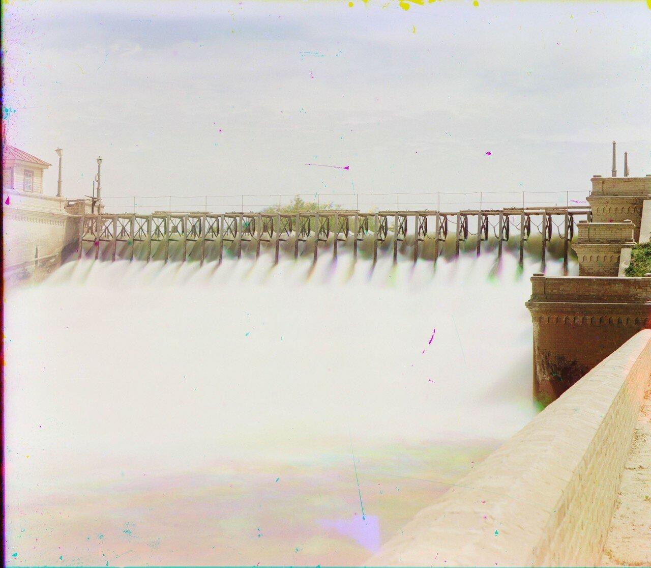 Окрестности Мерва. Байрам-Али. Мургабское имение. Гундукушская плотина в Мургабском имении