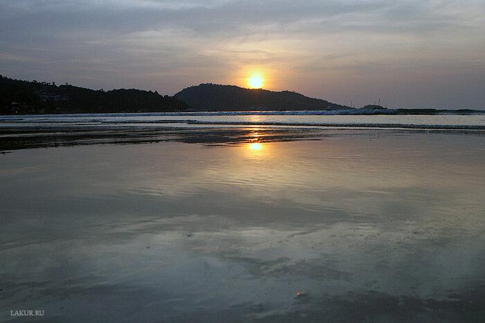 таиланд мечта океан море релакс прибой пляж
