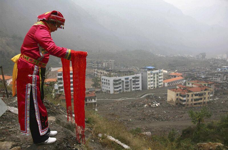 Землетрясение в Сичуане. 6 месяцев спустя