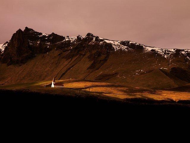 Исландия. Фотограф Бен Хаттенбах