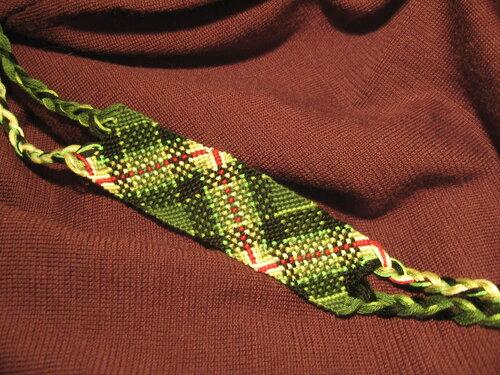 Схемы плетения фенечек из мулине ниток...  Если вы научились плести...