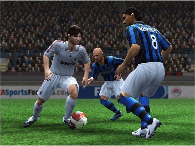[PS2] FIFA 09 [2008/RUS]