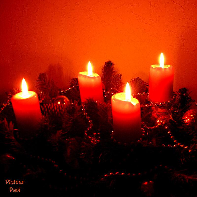 """""""Advent, Advent - die Kerzen brennt"""""""