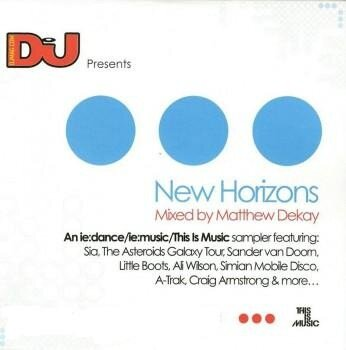 DJmag Presents - New Horizons Mixed by Matthew Dek ...