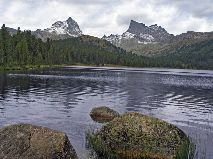 Озеро Светлое 27 авг 2006