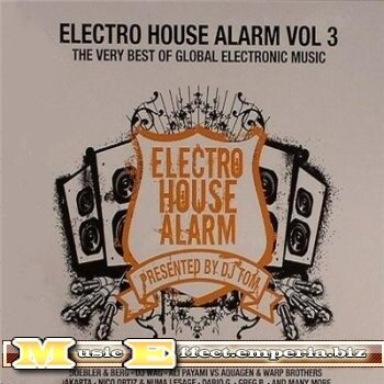 Electro House Alarm Vol 3 (2008)