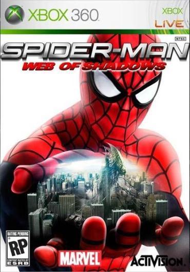 Spider-Man Web Of Shadows [2008/Rus/Region Free]