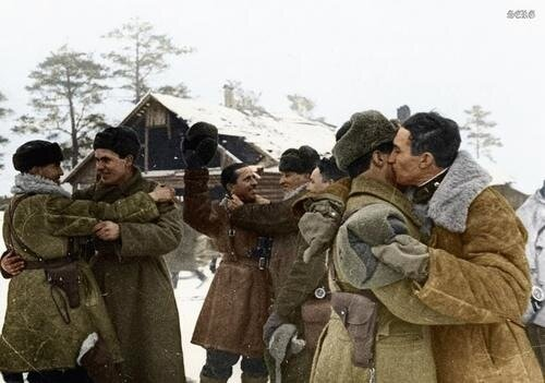 Прорыв блокады Ленинграда 18.01.1943
