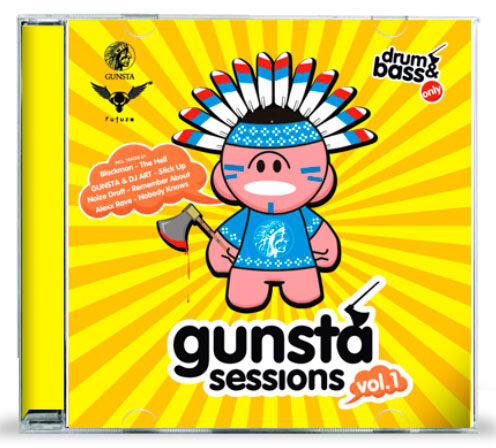 Gunsta Sessions Vol.1 (2007)