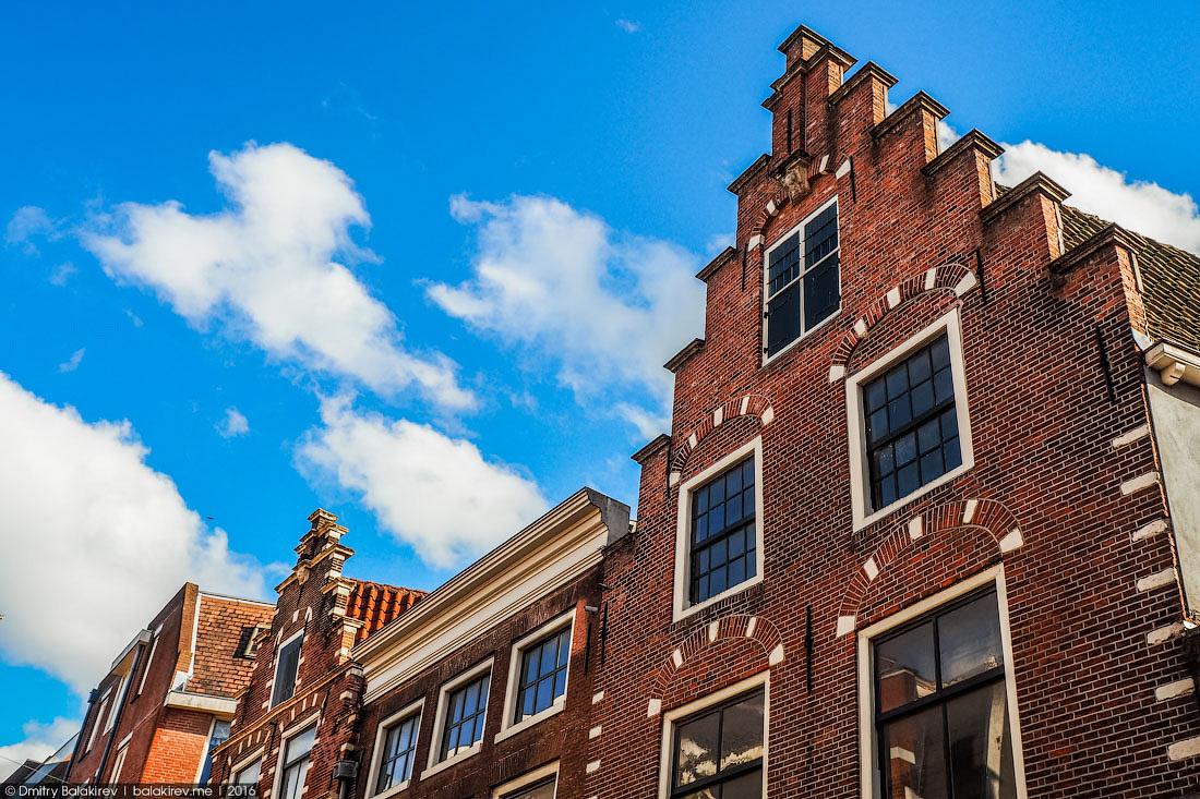 Куда сбежать из Амстердама?